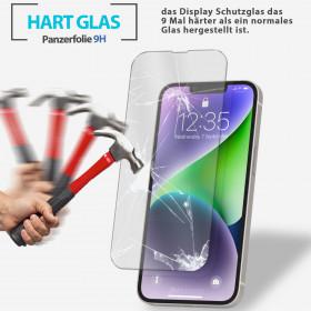 Huawei P8 Lite (2015) Slim Hülle Silikon Schutz TPU Case Schale Etui Bumper Rückseite Cover Etui