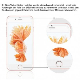iPhone X (2017) Schutzhülle Durchsichtig Silikon Case Cover Bumper Tasche Transparent