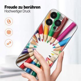 Samsung Galaxy S7 Schutzhülle + Panzerglas 360° Full Cover Rundum Schutz Hülle Case Klar