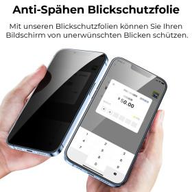Huawei Schutzhülle + Panzerglas 360° Full Cover Rundum Schutz Hülle Case