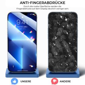 360° Schutz Hülle + Panzerglas für HUAWEI P9 Komplett Schutz Cover Case - SCHWARZ
